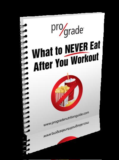 Prograde Nutrition Free Report