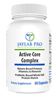 JayLab Pro Active Core Complex - Multivitamin