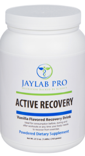 JayLab Pro Active Recovery Drink