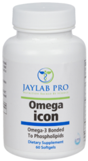 JayLab Pro Omega Icon - Krill Oil
