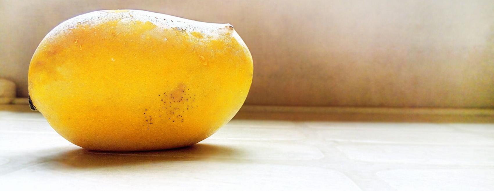 Tropical Mango Lime Ice Cream